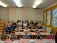 1. šolski dan - prvošolci