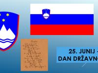 Slovenski praznik - Dan državnosti